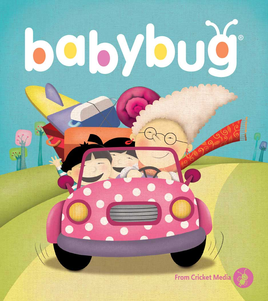 Cricket Media | BABYBUG Magazine November-December 2016 ISSUE