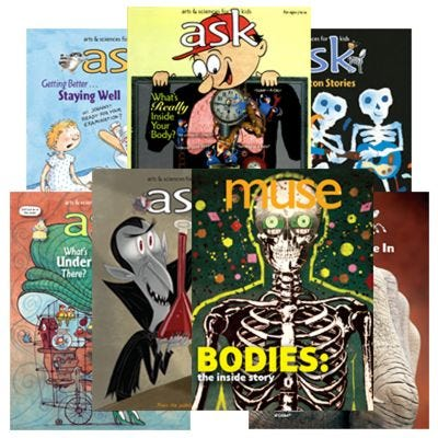 Our Amazing Human Body Theme Pack