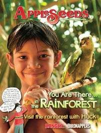Your Are There in the Rainforest