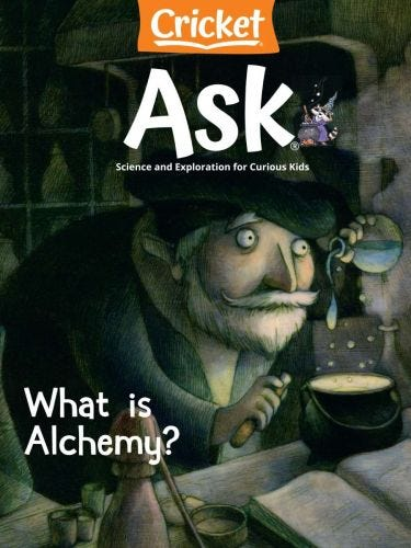 What Is Alchemy?