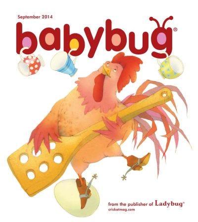 BABYBUG SEPTEMBER 2014 ISSUE
