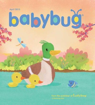 BABYBUG APRIL 2015 ISSUE