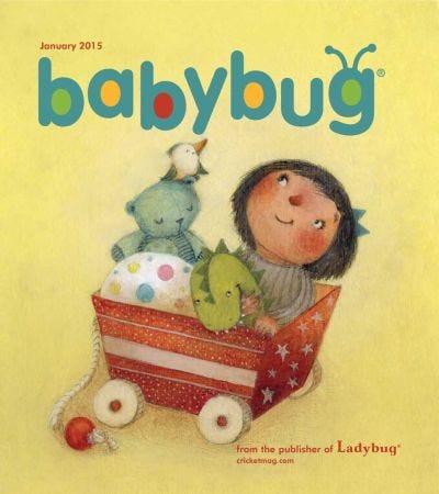 BABYBUG JANUARY 2015 ISSUE