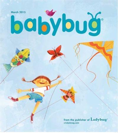 BABYBUG MARCH 2015 ISSUE