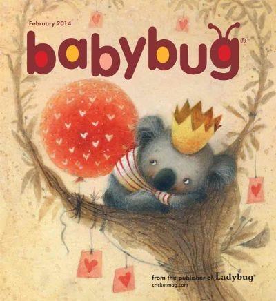 BABYBUG FEBRUARY 2014 ISSUE