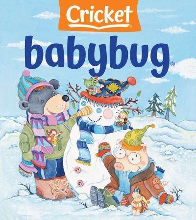 Babybug Magazine January 2021