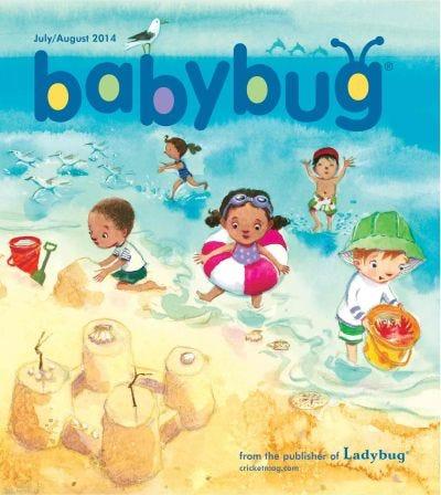 BABYBUG JULY 2014 ISSUE