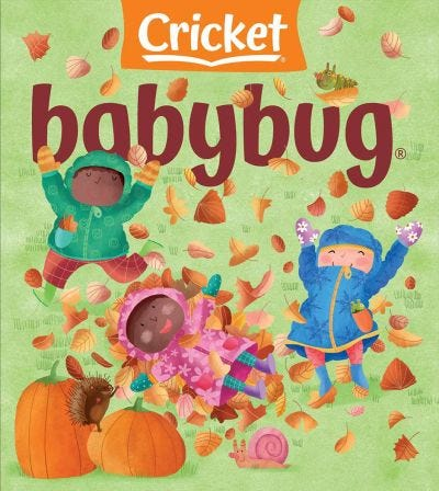 BABYBUG November-December 2020