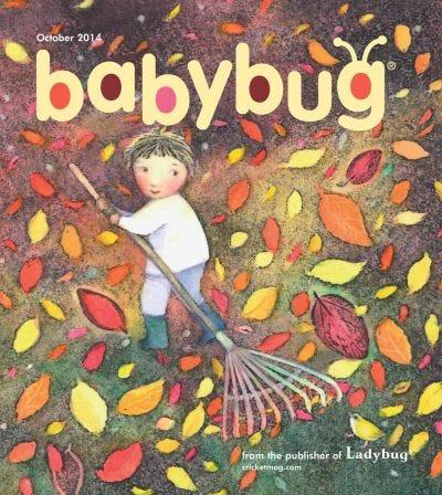BABYBUG OCTOBER 2014 ISSUE