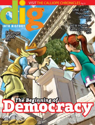 The Beginning of Democracy