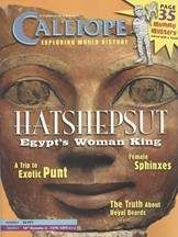 HATSHEPSUT: EGYPT'S WOMAN KING