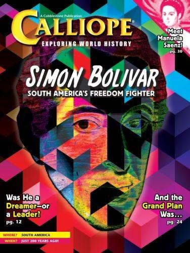 SIMON BOLIVAR: SOUTH AMERICA'S FREEDOM FIGHTER