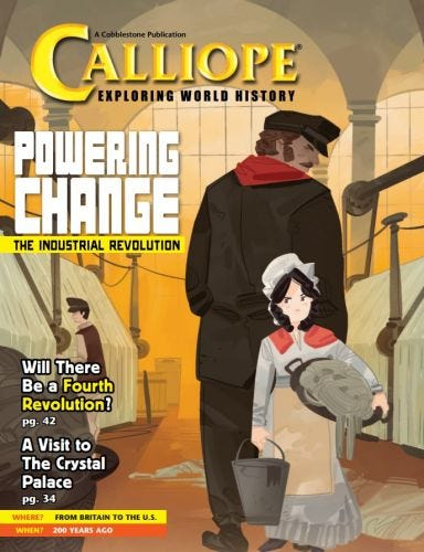 POWERING CHANGE