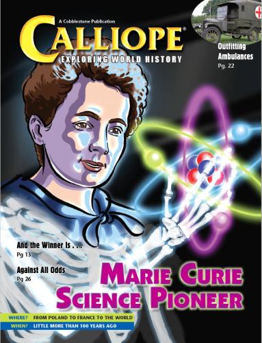 MARIE CURIE: SCIENCE PIONEER