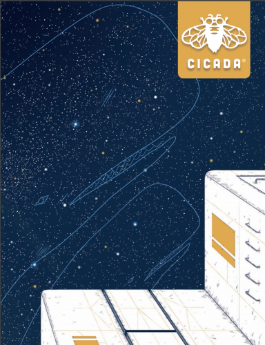 CICADA MARCH 2014 ISSUE