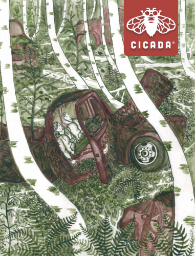 CICADA JULY 2014 ISSUE