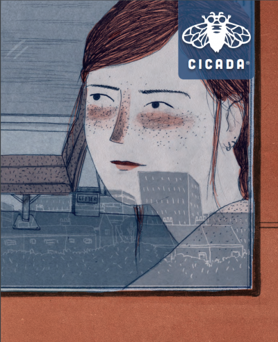 CICADA SEPTEMBER 2014 ISSUE
