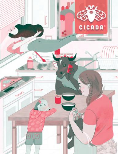 CICADA NOVEMBER 2014 ISSUE