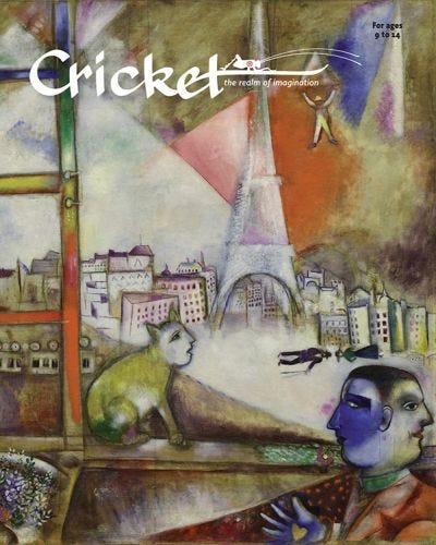 CRICKET JANUARY 2014 ISSUE