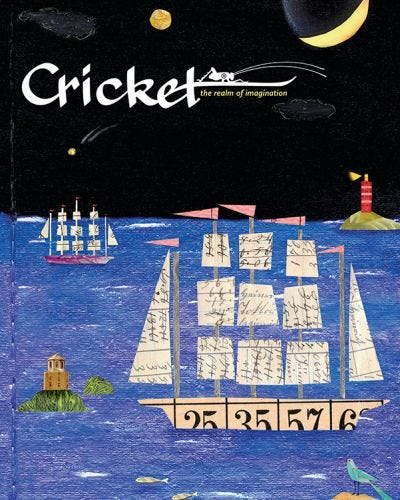 CRICKET MARCH 2014 ISSUE