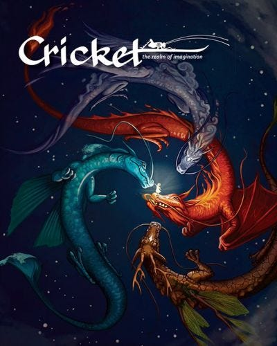 CRICKET MAY 2014 ISSUE
