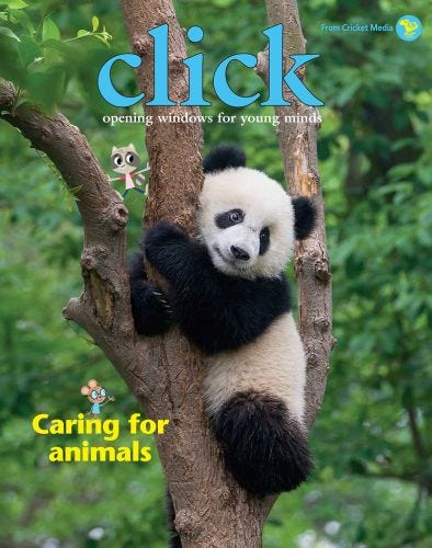 CLICK Magazine for Kids ages 3-6: SPECIAL OFFER