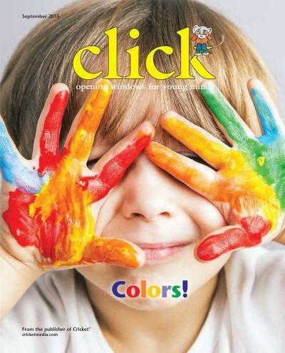 CLICK SEPTEMBER 2015: Colors!