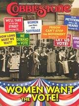 Women Want the Vote!