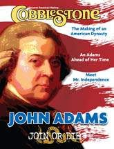 John Adams: Join or Die