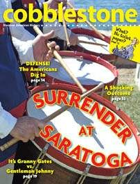 Surrender at Saratoga
