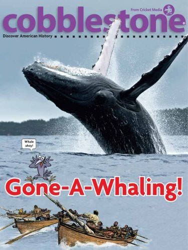 Gone-A-Whaling!