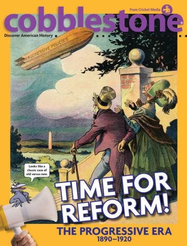 Time For Reform!