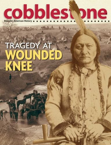 TRAGEDY AT WOUNDED KNEE