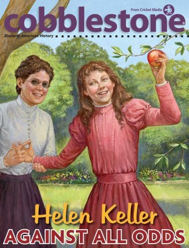 Helen Keller: Against All Odds