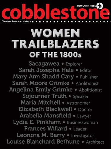 Women Trailblazers of the 1800s
