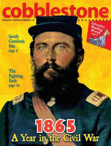 1865: A Year in the Civil War
