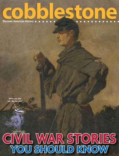 CIVIL WAR STORIES YOU SHOULD KNOW