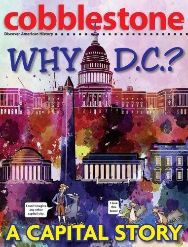 Why D.C.? A Capital Story