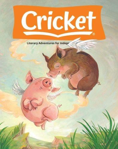 CRICKET Magazine February 2021