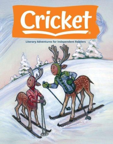 CRICKET Magazine January 2021