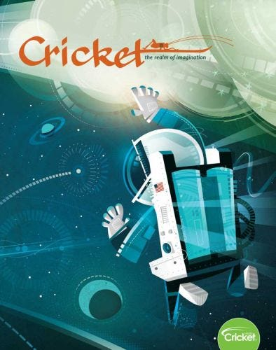 CRICKET July-August 2019