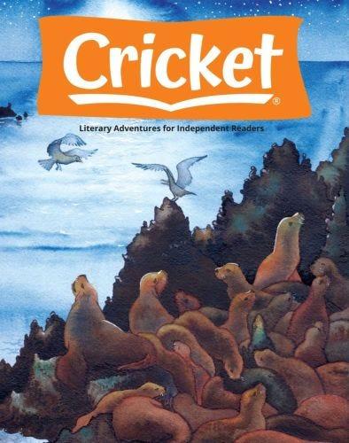 CRICKET Magazine March 2021