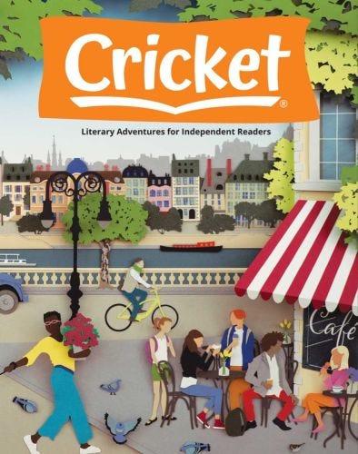 CRICKET Magazine May-June 2021