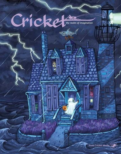 CRICKET October 2018