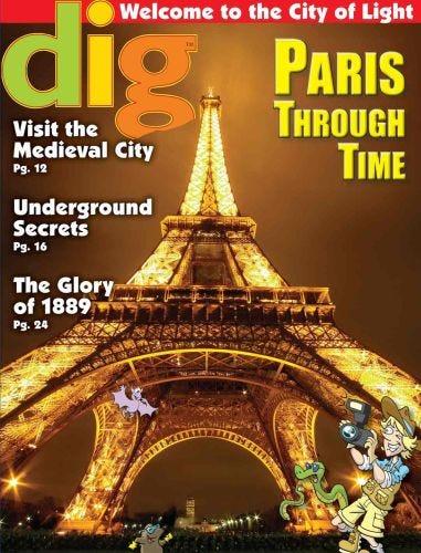 Paris Through Time