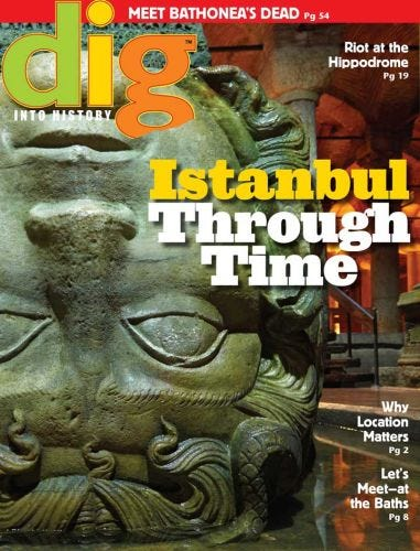 Istanbul Through Time