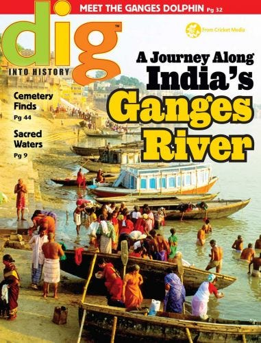 A Journey Along India's Ganges River