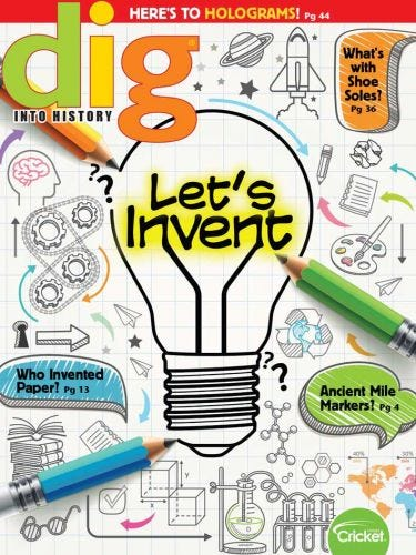Let's Invent