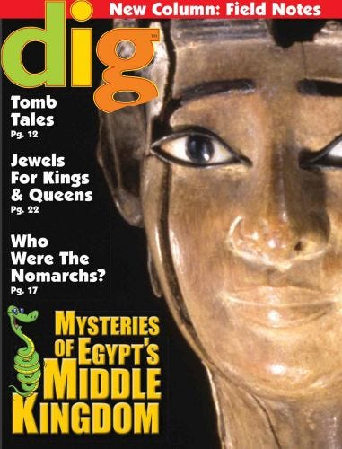 Mysteries of Egypt's Middle Kingdom