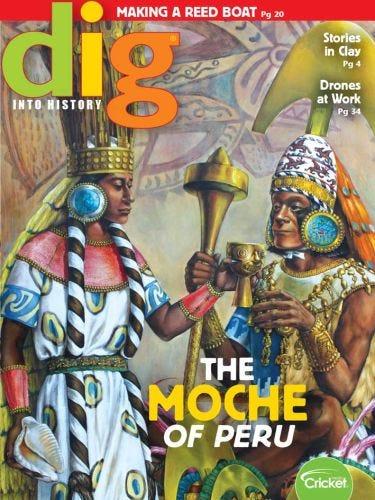 The Moche of Peru